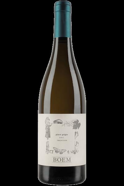 Trentino DOC Pinot Grigio 2015 Boem