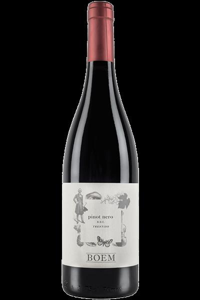 Trentino DOC Pinot Nero 2015 Boem