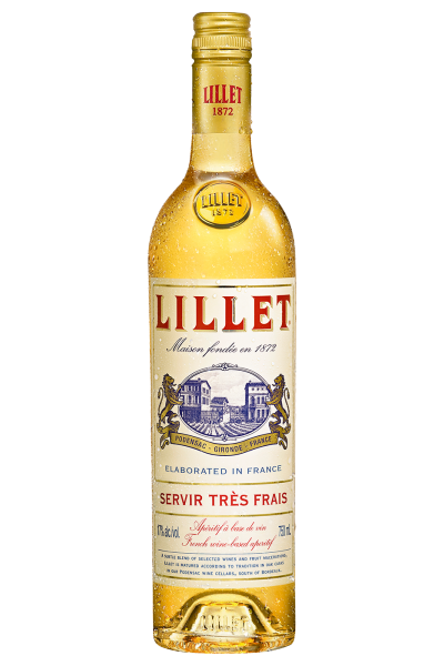 Vermouth Lillet Blanc 75cl
