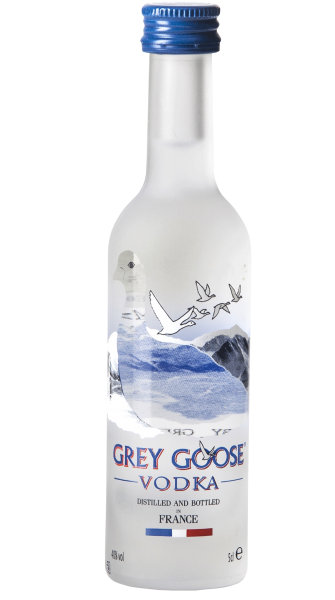 Mignon Vodka Grey Goose 5cl