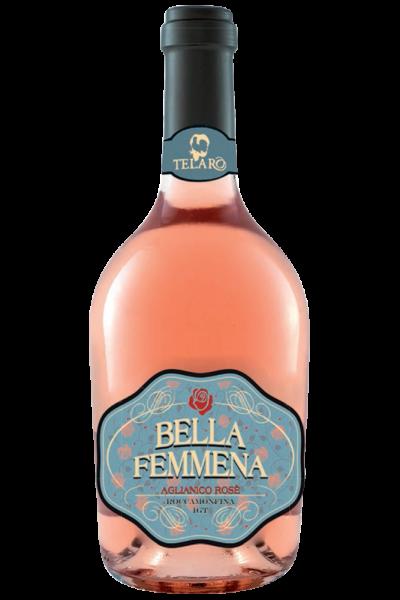 Aglianico Bella Femmena Rosé 2015 Telaro
