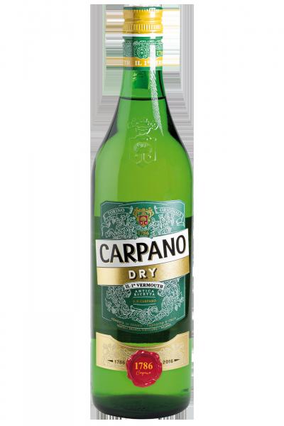 Vermouth Carpano Dry 1Litro