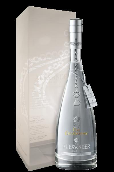 Grappa Chardonnay Alexander 70cl (Astucciato)