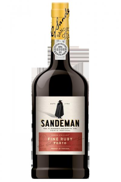 Porto Sandeman Ruby 70cl