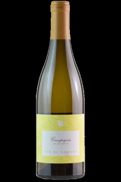 Friuli Isonzo DOC Chardonnay Ciampagnis Vieris 2015 Vie Di Romans
