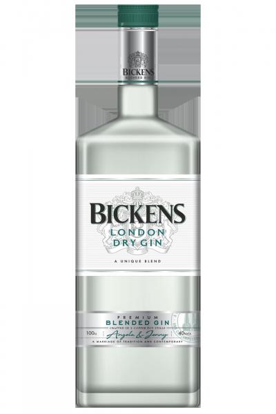 Gin London Dry Bickens 1Litro
