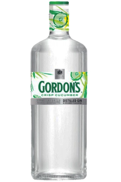 Gin Gordon's Crisp Cucumber 70cl