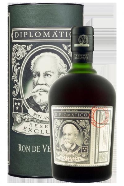 Rum Diplomático Reserva Exclusiva 70cl (Astucciato)