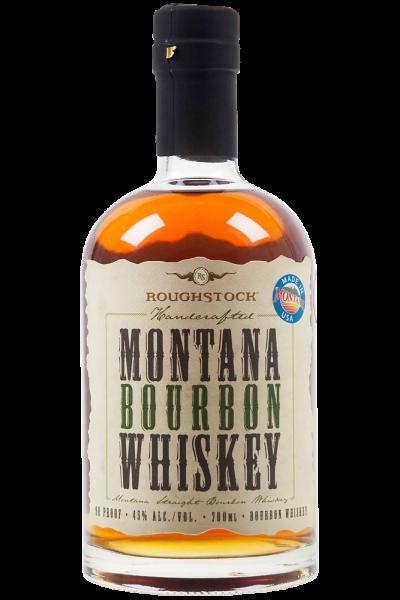 Roughstock Montana Bourbon Whiskey 70cl