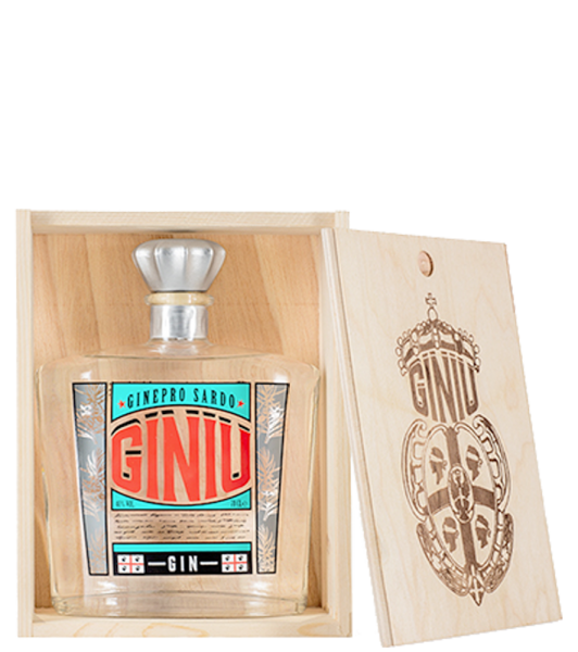 Gin Giniu Ginepro Sardo 70cl