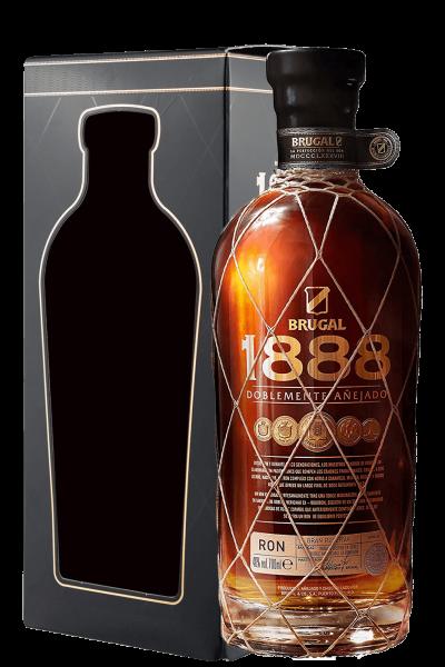 Rum Brugal 1888 Gran Reserva Familiar 70cl (Astucciato)