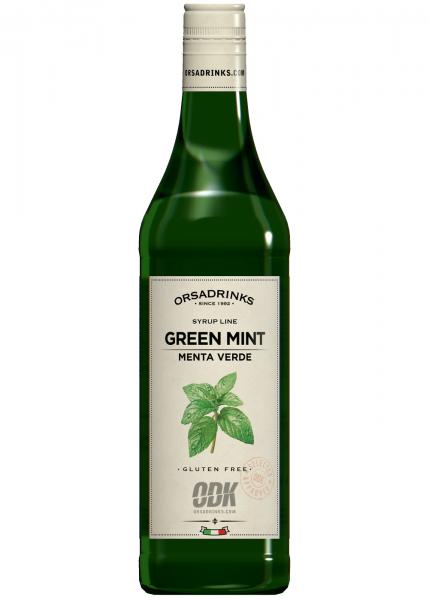 Sciroppo Orsa Menta Verde 75cl