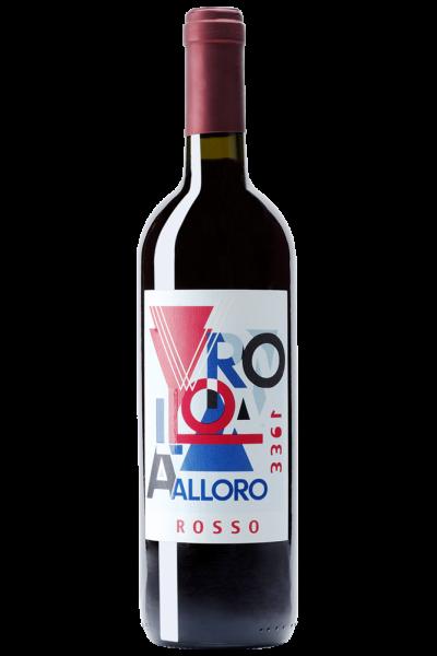 Alloro Rosso 2014