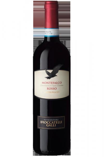 Montefalco Rosso DOC 2013 Broccatelli Galli