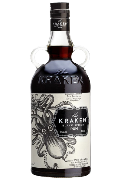 Rum The Kraken Black Spiced 70cl (Astucciato)
