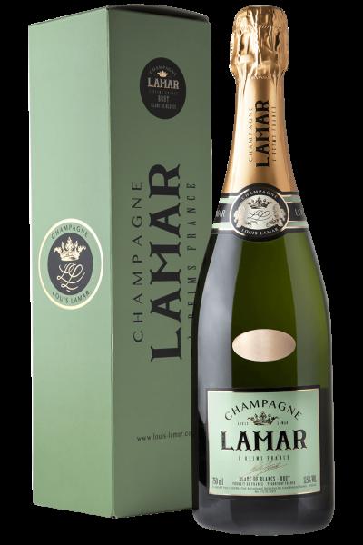 Louis Lamar Blanc De Blancs 2012 75cl (Astucciato)