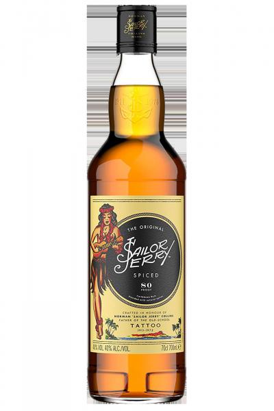 Rum Sailor Jerry 70cl