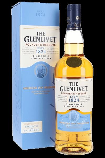 The Glenlivet Founder's Reserve 70cl (Astucciato)