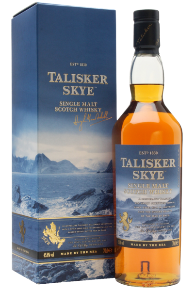 Talisker Skye Single Malt Scotch Whisky 70cl (Astucciato)