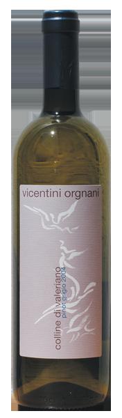 Pinot Grigio Colline Di Valeriano 2015 Vicentini Orgnani