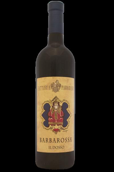 Barbarossa Il Dosso 2010 Fattoria Paradiso
