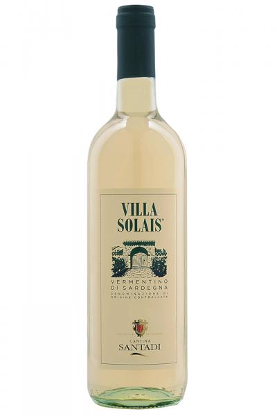 Vermentino Di Sardegna DOC Villa Solais 2016 Cantina Santadi