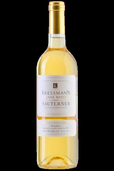 Sauternes Grande Réserve 2013 Kressmann 375ml