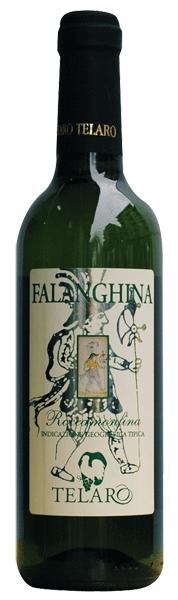 Mezza Bottiglia Falanghina Roccamonfina 2020 Telaro 375ml