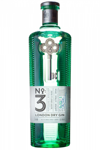 Gin No.3 London Dry 70cl