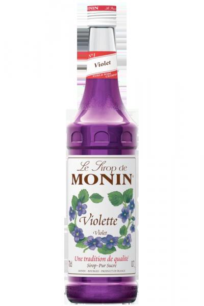 Sciroppo Monin Violetta 70cl