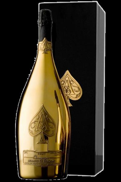 Armand De Brignac Brut Gold 3Litri (Jéroboam Astucciato)
