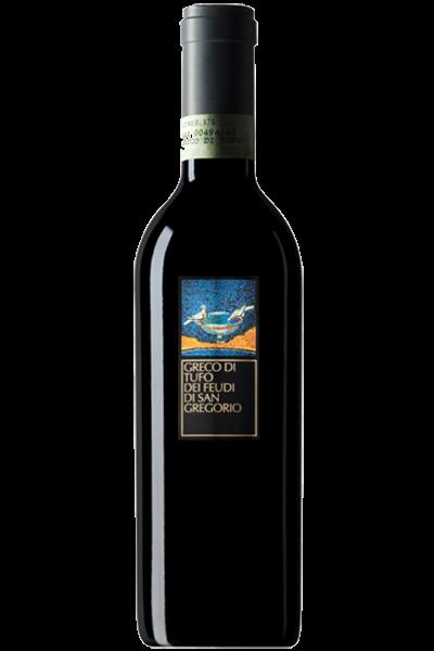 Mezza Bottiglia Greco Di Tufo DOCG 2019 Feudi Di San Gregorio 375ml