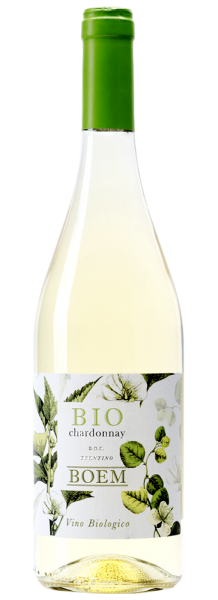 Trentino DOC Chardonnay Bio 2015 Boem