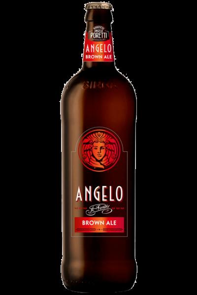 Poretti Angelo Brown Ale 75cl