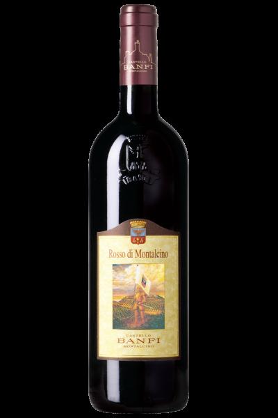 Rosso Di Montalcino 2015 Castello Banfi
