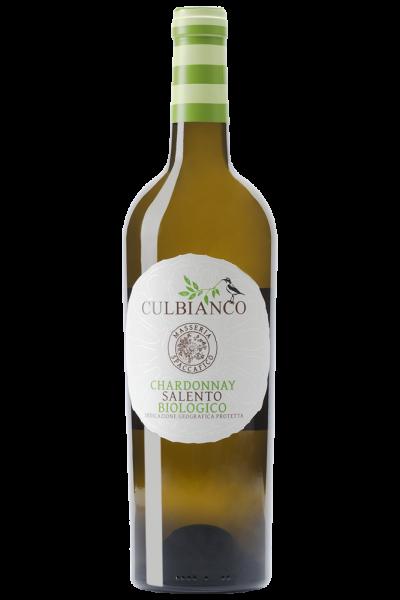 Chardonnay Culbianco Biologico 2019 Masseria Spaccafico