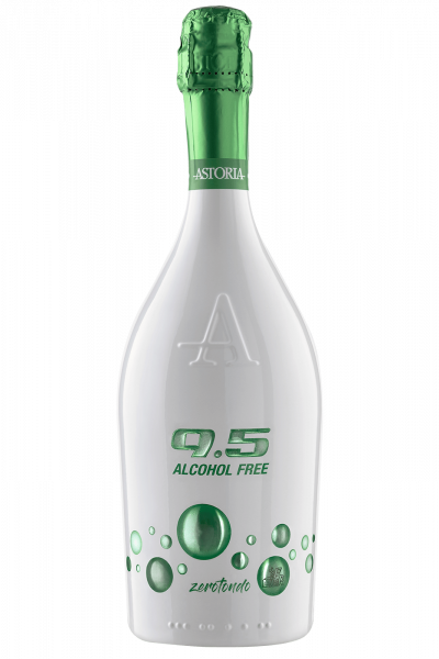 9.5 Alcohol Free Zerotondo Astoria