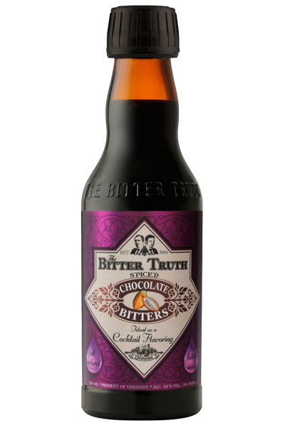 The Bitter Truth Chocolate Bitters 44° 20cl