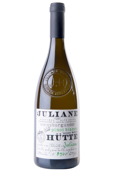 Alto Adige DOC Pinot Bianco Juliane 2015 J.Hütte