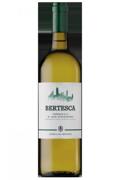 Vernaccia Di San Gimignano DOCG Bertesca 2016 Castelli Del Grevepesa