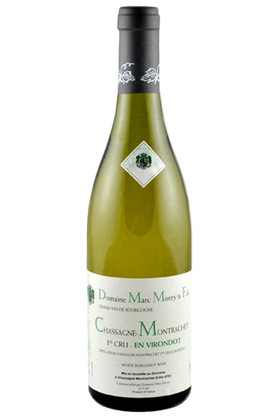 Chassagne Montrachet En Virondot 1er Cru 2013 Domaine Marc Morey & Fils