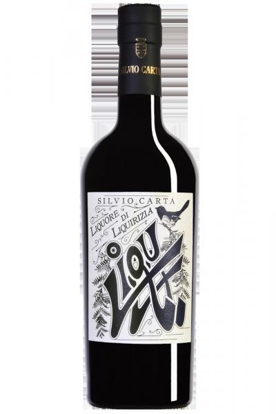 Liquore Di Liquirizia Silvio Carta 70cl