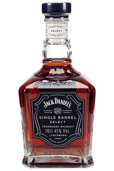 Jack Daniel's Single Barrel Select 70cl Gift Set