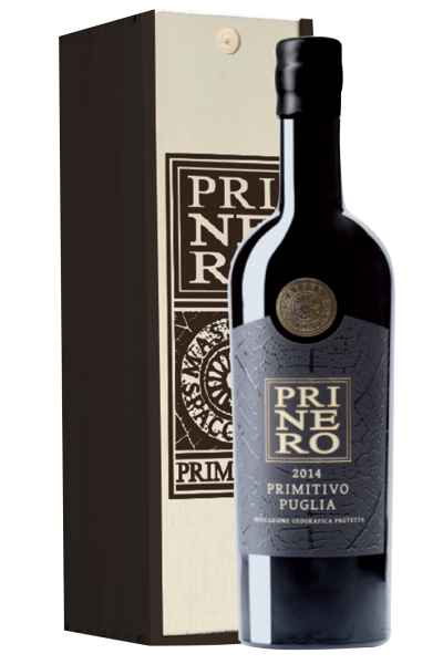 Primitivo Pri Ne Ro 2014 Masseria Spaccafico (Magnum)