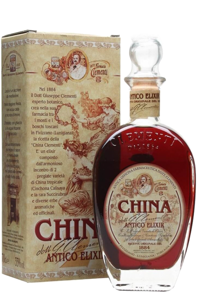 China Clementi Antico Elixir 70cl