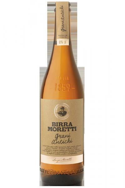 Birra Moretti Grani Antichi 75cl