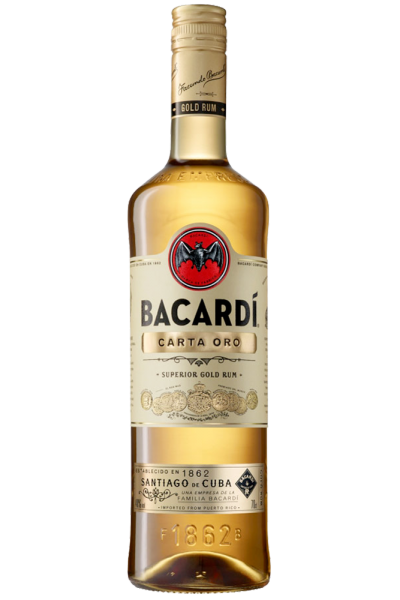 Rum Bacardi Carta Oro 100cl