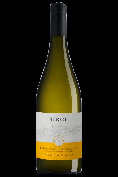 Colli Orientali Del Friuli DOC Ribolla Gialla 2018 Sirch