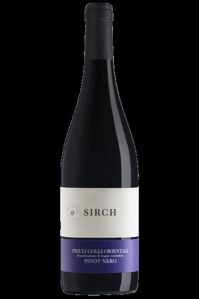 Colli Orientali Del Friuli DOC Pinot Nero 2018 Sirch