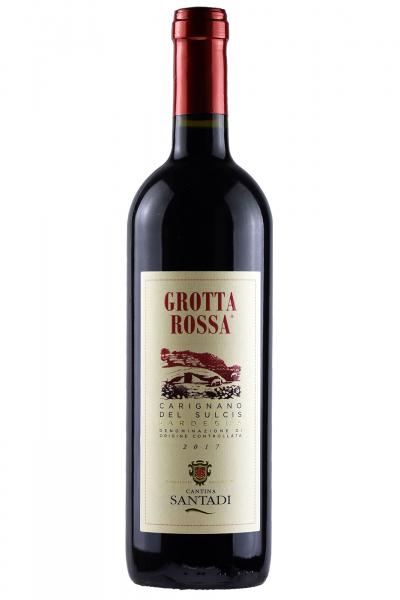Carignano Del Sulcis DOC Grotta Rossa 2016 Cantina Santadi